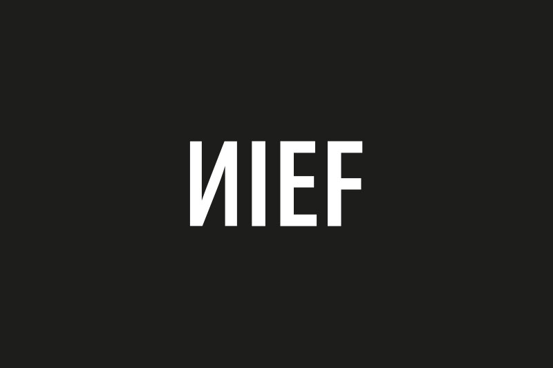 NIEF logo