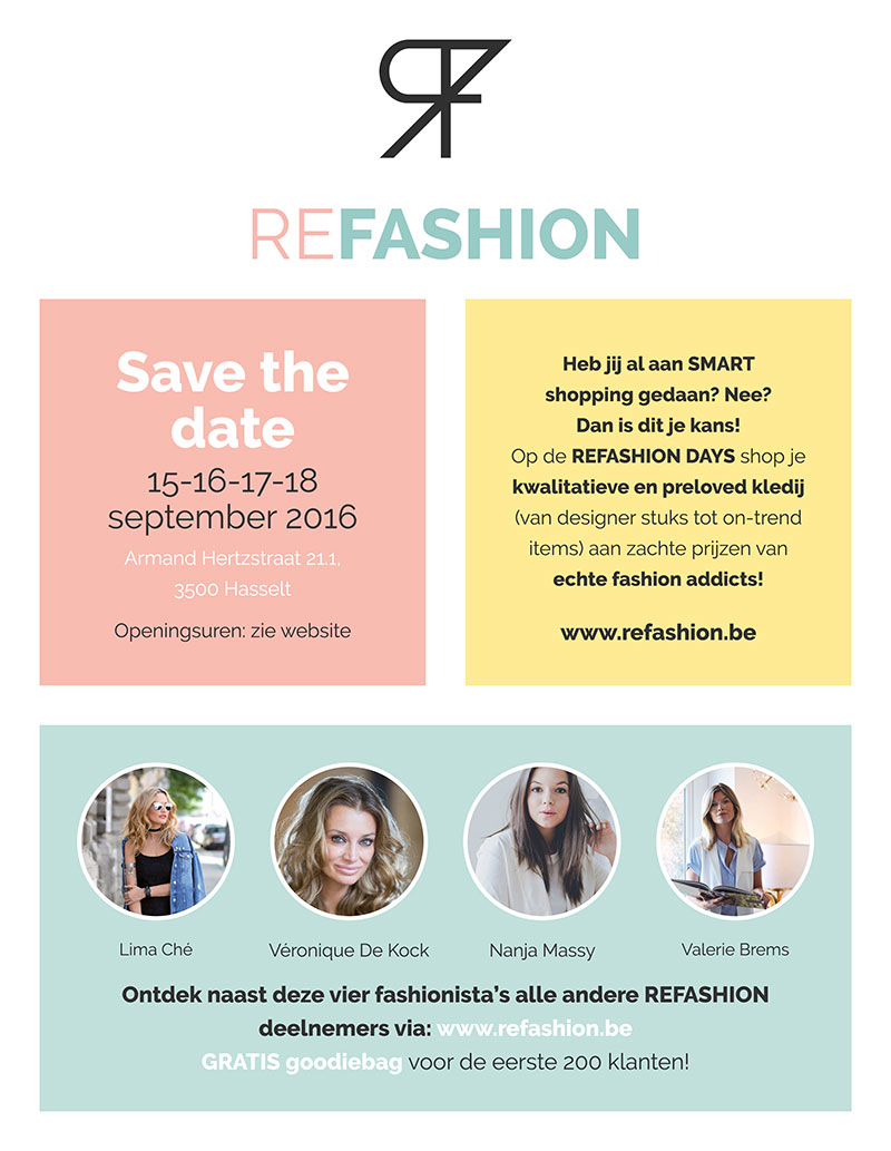 REFASHION advertentie
