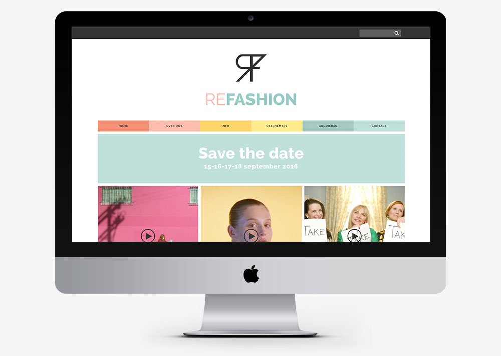 REFASHION website
