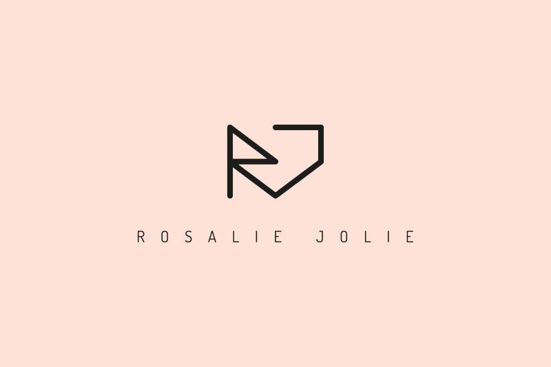 Rosalie Jolie logo