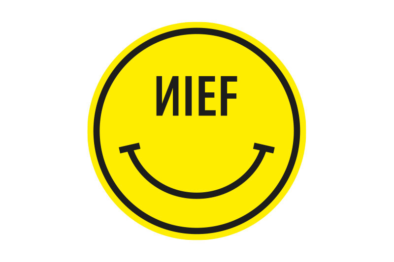 NIEF smiley